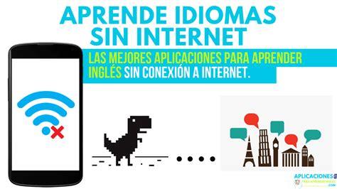TOP Aplicaciones para Aprender Inglés sin Conexion a Internet