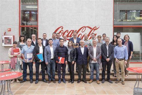 Top con Coca Cola European Partners Iberia:  Modelo de ...