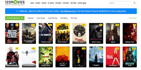 Top free series & movies streaming websites of 2018