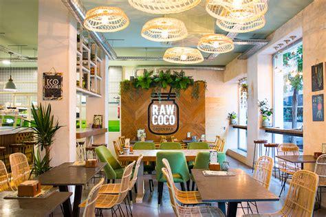 Top healthy restaurants in Madrid of 2017.