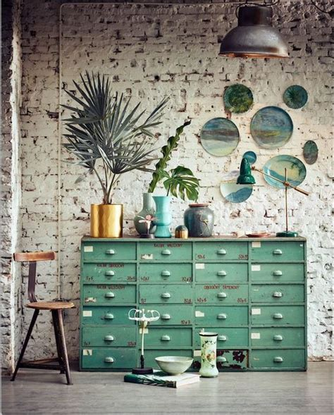 TOP muebles recibidor estilo vintage | Forja Hispalense Blog