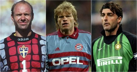 Top Ten: The best keepers from the 1990s   Football365