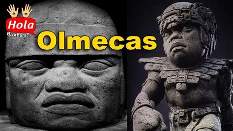 Tops ¿Quiénes fueron los Olmecas? ¿Por que tanto Misterio ...