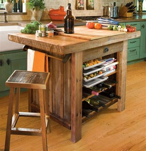 Toques rústicos para una cocina con encanto rural ...