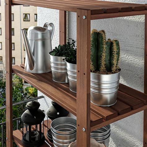 TORDH Estantería jardín   tinte marrón   IKEA