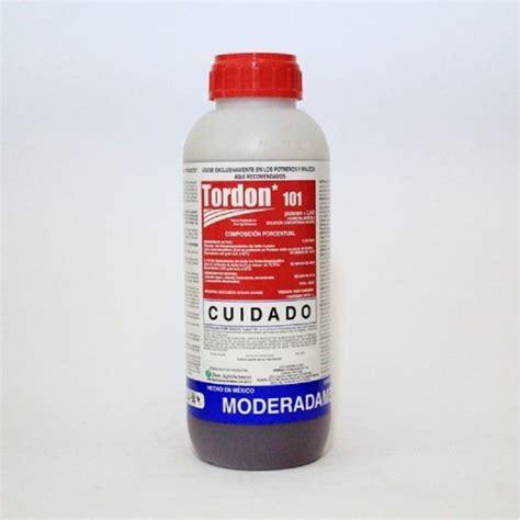 Tordon 101 1lt Herbicida Mata Arboles Arbustos Leñoso ...