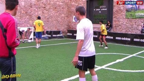 Torneo 3x3 FUTBOLMANIA 2012    3º Partido  Canarinha   YouTube