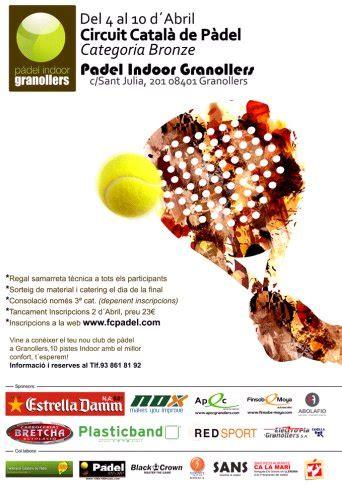 Torneo Padel Indoor Granollers   PadelBarcelona