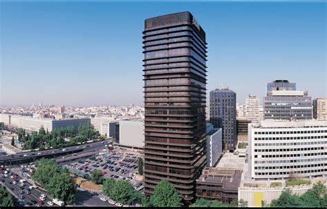 Torre BBVA, Madrid | Banco bilbao, Arquitectura española ...