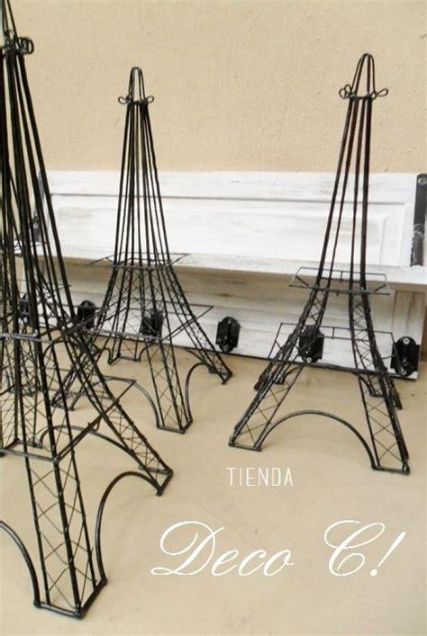 Torre Eiffel metálica … en 2019 | Diseños de herreria ...
