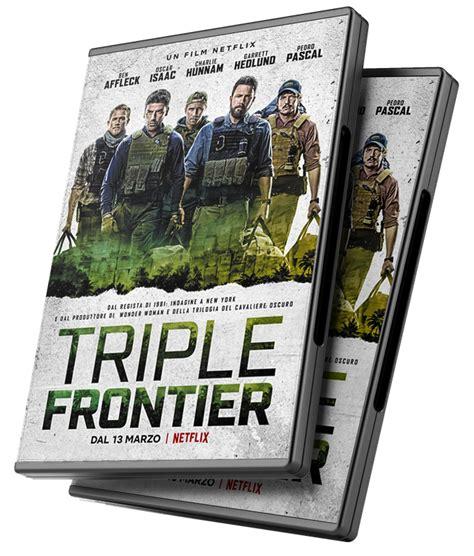 Torrent Triple Frontier 2020 iTA download IlCorSaRoNeRo V2