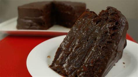 Torta de chocolate  Matilda    delicias.tv