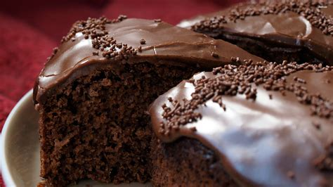Torta de chocolate ¡Rica y esponjosa! – Mil Recetas