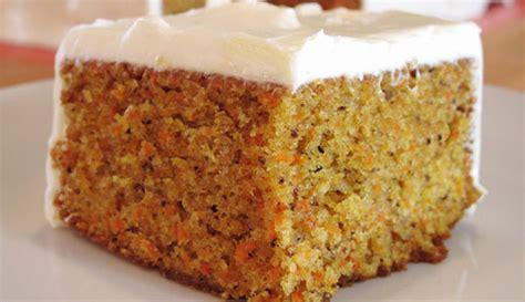 Torta de zanahoria sin huevo, sin aceite y sin manteca ...