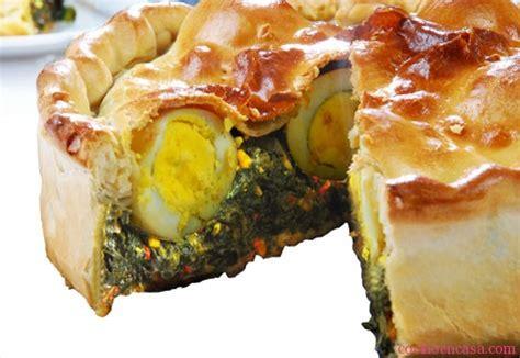 Torta pascualina   CocinaChic