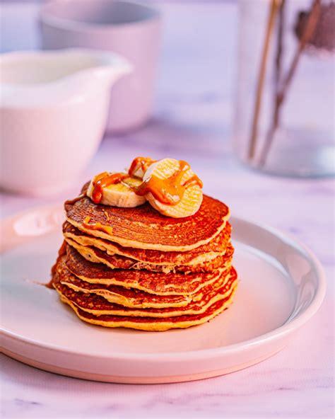 Tortitas de avena, plátano y yogur: receta real food ...