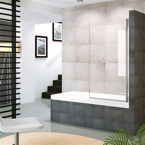 Torvisco Mampara para bañera Marsella  1 pieza, 800 x 1 ...