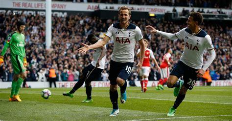 Tottenham 2 0 Arsenal live score and goal updates as Dele ...