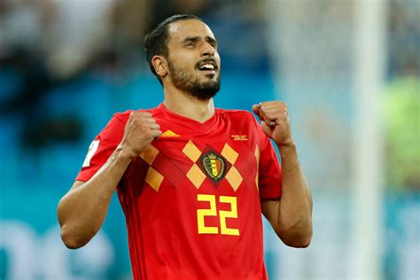Tottenham fans react as Nacer Chadli becomes World Cup ...