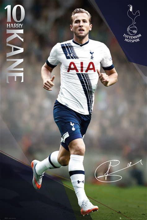 Tottenham Hotspur FC   Kane 15/16 Poster | Sold at ...