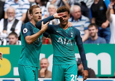 Tottenham news: Dele Alli challenge – goal celebration ...