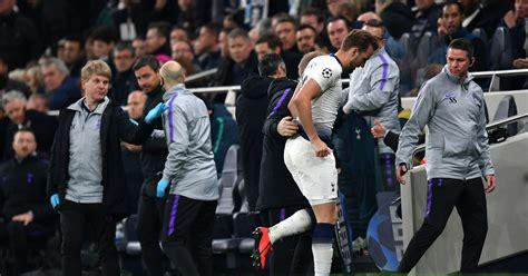 Tottenham provide Harry Kane injury update after limping ...