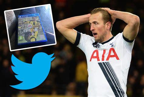 Tottenham star Harry Kane makes massive FIFA 17 blunder on ...