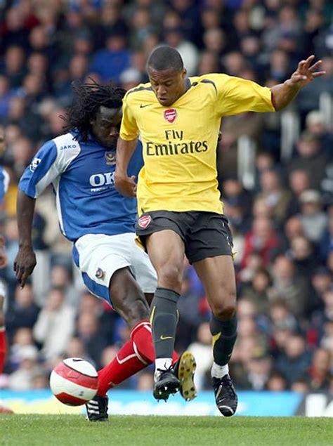 Tottenham to bid for ex Gunner Julio Baptista | Daily Mail ...
