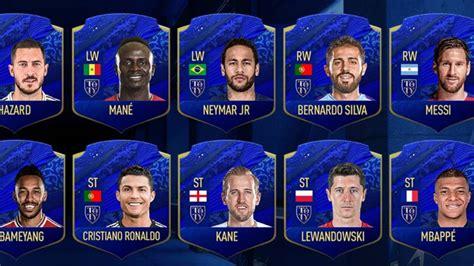 TOTY en FUT FIFA 20: cómo votar por los jugadores ...