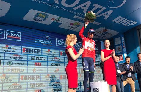 Tour de Croacia / Rosón cede el liderato a Nibali ...