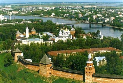 Tour en Novgorod