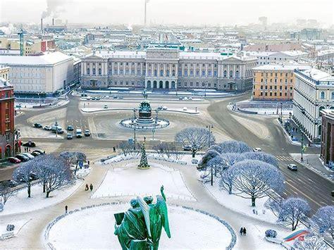 Tour Invierno 1 día breve en San Petersburgo