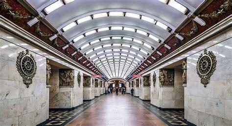 Tour por el Metro de San Petersburgo   San Petersburgo ...