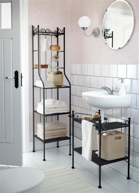 Towel Shelves in the Bathroom – from Messy to Stylish ...