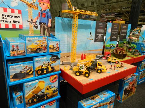 Toy Fair 2014: Playmobil