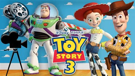 Toy Story 3 ESPAÑOL PELICULA COMPLETA del juego Amigo Fiel ...