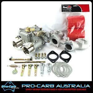 Toyota 3K 4K 5K engine 40 DCOE FAJS Conversion Kit ...