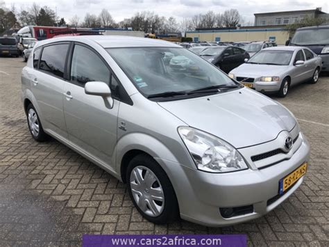 TOYOTA Corolla Verso 2.2 D CAT #67561   used, available ...