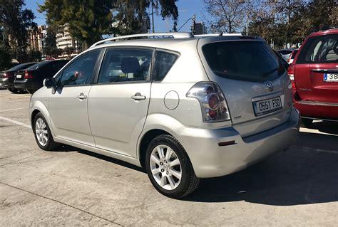 Toyota Corolla Verso 2.2 D4D – Compra Venta Coches Ocasion ...