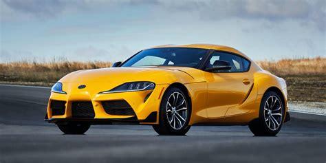 Toyota presentó el modelo GR Supra 2021   Motor y Racing