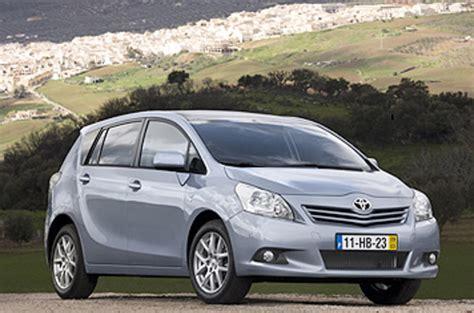 Toyota Verso 1.8 TR review   Autocar
