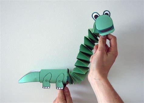 TP Roll Dinosaur Craft