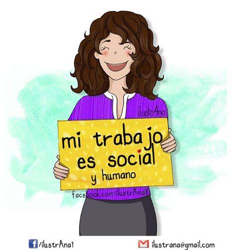 trabajador social | ilustrana | Pinterest | Social work