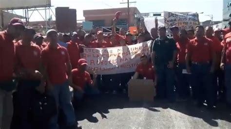 Trabajadores de Coca Cola protestaron en Valencia | ACN