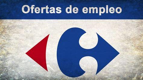 Trabajar en Carrefour 2020   Enviar Currículum   Ofertas ...