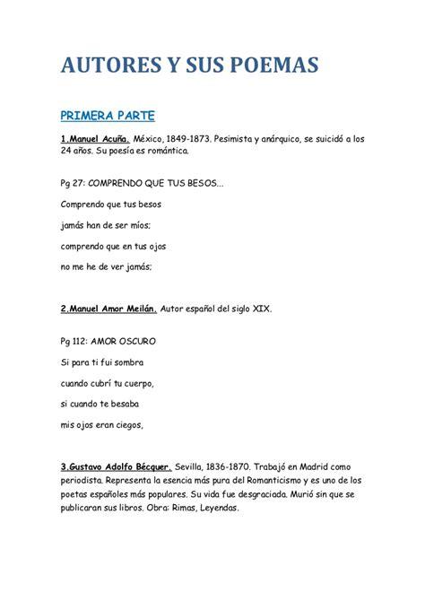 Trabajo castellano 111 poemas de amor