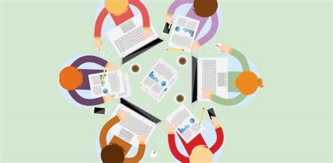 Trabajo colaborativo: una tendencia que se afianza en el ...