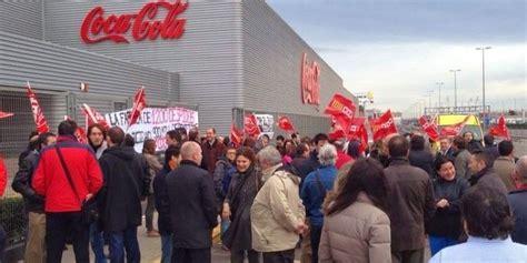 Trabajo confirma que Coca Cola vulneró el derecho de ...