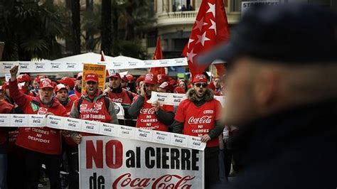 Trabajo expedienta a Coca Cola por infracción muy grave al ...