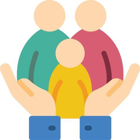 Trabajo social   Iconos gratis de personas